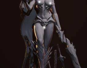 Sebitti Warrior Nude 3D print model