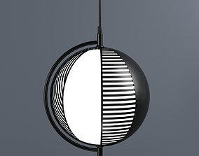 3D model Mondo Pendant Lamp moon