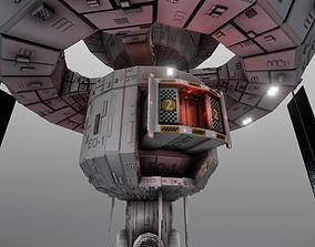 Earth Orbital 1 Remastered 3D model