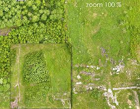 3D asset Aerial texture 272