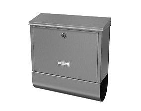 Mailbox post-office 3D model