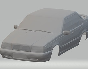 Volvo 850 Printable Body Car