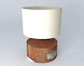 GLENAN LAMP Maisons du monde 3D