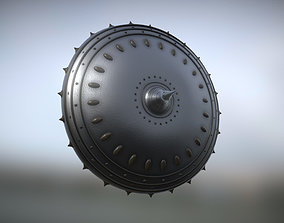 3D model Sun shield