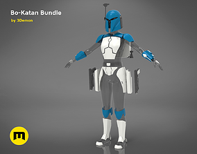 3D printable model BoKatan Bundle