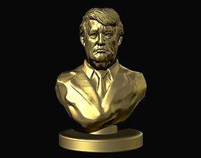 Donald Trump 3D print model