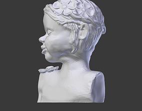 3D print model baby pot