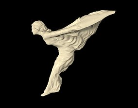 3D printable model Spirit of Ecstasy