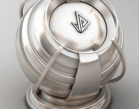 3D VRAY SHADER---METAL---Electrum 30