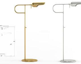 Lucien Adjustable Floor Lamp 3D model
