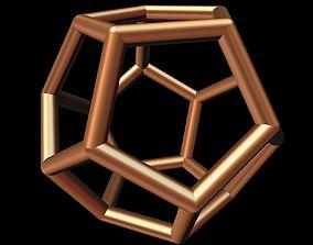 059 Dodecahedron 20 cm dE-16mm 3D print model