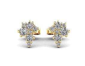 3D print model Jewelry Earrings 005