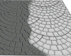 Bogen Fan Pattern 3D model