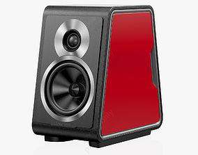 3D model Sonus faber Chameleon B Red