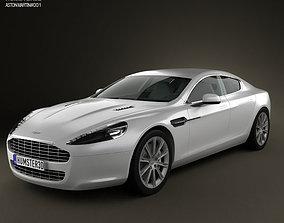 Aston Martin Rapide 3D