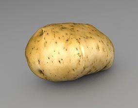 delicious Potato 3D model