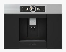 Coffee machine stainless steel - CTL636ES1 - BOSCH 3D