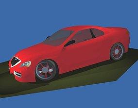 Coup Alfa Romeo 3D model