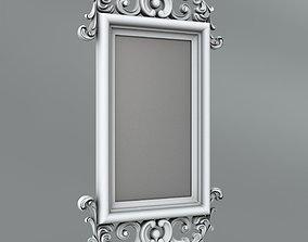 Frame for mirror 29 3D model