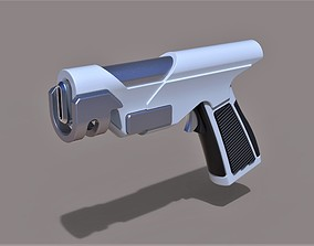 3D print model Gun PM-32 from The Orville
