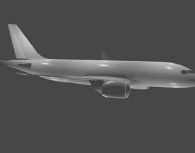 A220-100 3D asset