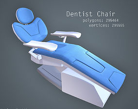 3D model Dentist Chair