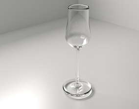 3D model Wine Glass 2