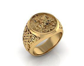 Ring 119 3D print model