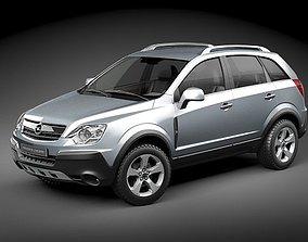Opel Antara 3D model