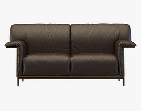 Sofa SHANGRILA by Luca Scacchetti 3D