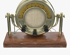 Radio Stewart Warner Model R-192 1936 realtime
