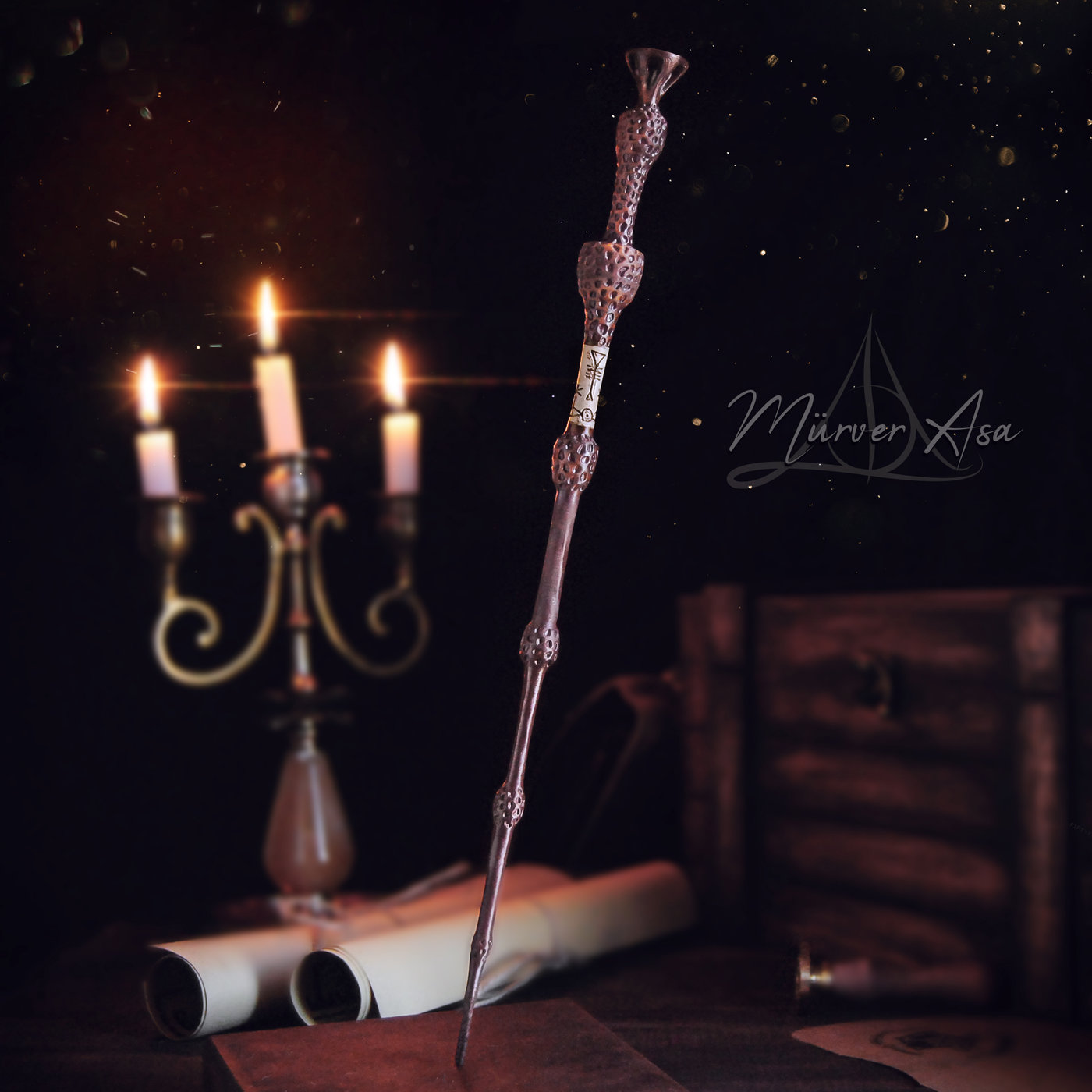 Elder Wand - Harry Potter