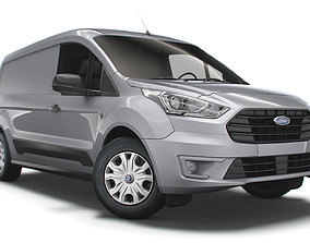 3D model Ford Transit Connect Trend L2 2021