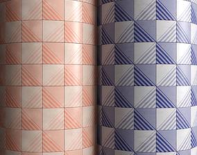 Materials 21- Pattern Tiles PBR 3D