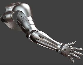 3D print model Edward Elric automail arm Fullmetal 2