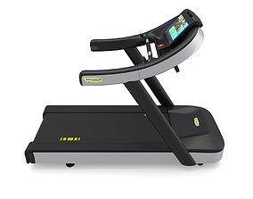 3D Technogym Excite Run 1000 Treadmill