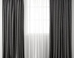 3D Curtain101