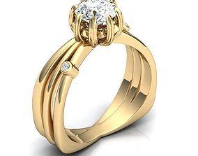 3D Ring BK229