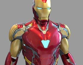 3D printable model Iron Man Mark 85 Wearable Full Armor 2