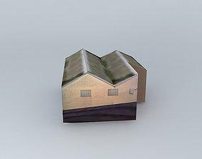 3D Viroflay village House St James Linard