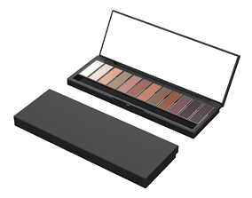 3D Eye Shadow Palette