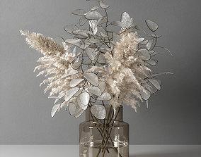 3D model decorative vase 08