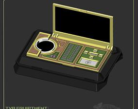 3D print model LOKI TVA TemPad and Vambrace Mount