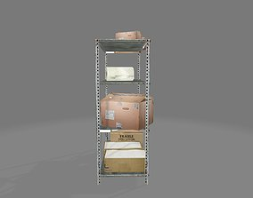 3D Storage Shelves