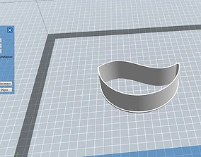 0003 Salad Bowl Yin-Yang 3D print model