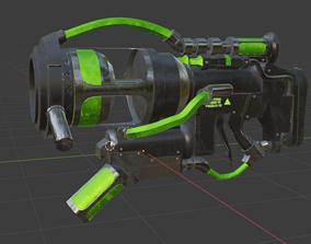 3D model Sci-Fi Biological Weapon