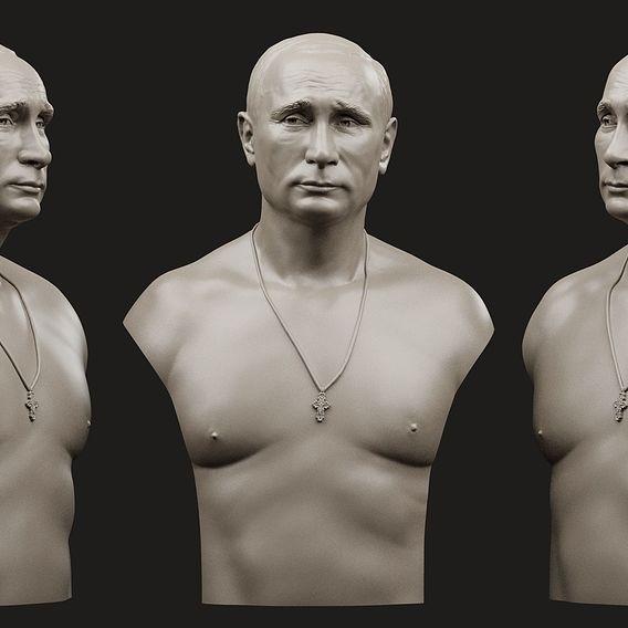 Putin V. bust № 5.2