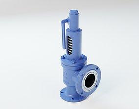 Safety valve 3D