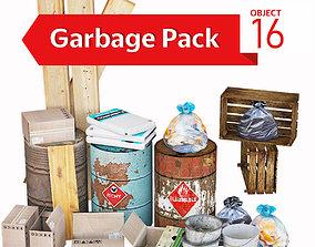 Garbage Pack 3D model