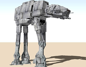 Star Wars AT-AT Walker 3D printable model